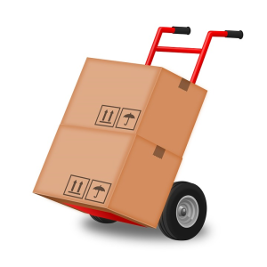 Image courtesy of Pixabay hand truck