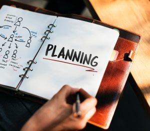 planning for deposit